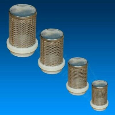 Stainless Steel Strainer for Fountain Various Sizes