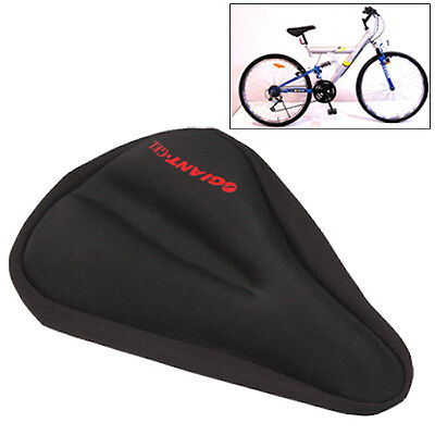 SSG Comfortable Soft Mountain Bike Bicycle Black Seat Saddle Cover Accessory