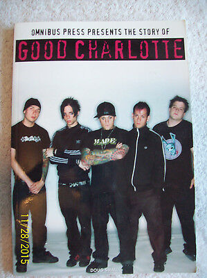 Good Charlotte Book~Omnibus Presents the Story of G.C.~2003, USA, B&W/Color