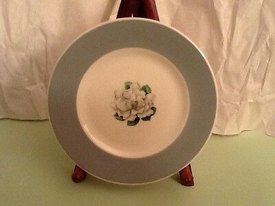 "Syracuse China ""Avalon"" magnolia mint condition bread and butter plate"