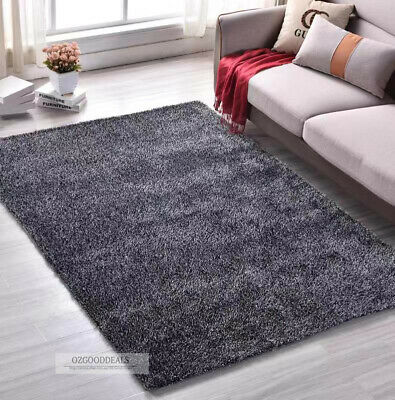 New Designer Shag Shaggy Floor Confetti Rug Carpet Free Delivery Extra Large
