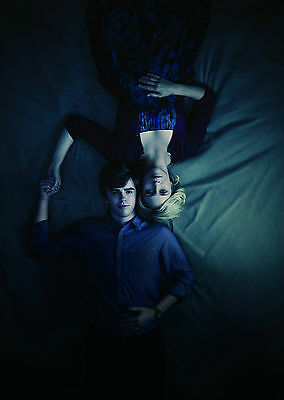 Bates Motel - A1/A2 Poster **BUY ANY 2 AND GET 1 FREE OFFER**
