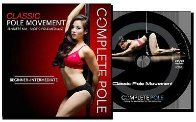 Complete Pole: Classic Pole Movement Beginner Dance - Intermediate Jennifer Kim