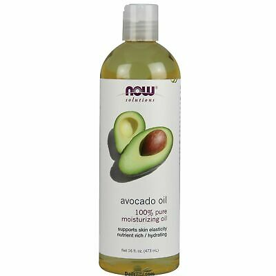 NOW FOODS 100% Pure & Natural Essential Oil 16 oz FRESH Made In USA