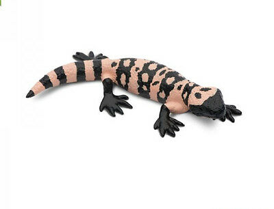 GILA MONSTER Lizard~#180729 ~ SAFARI LTD $25+ FREE ship/USA