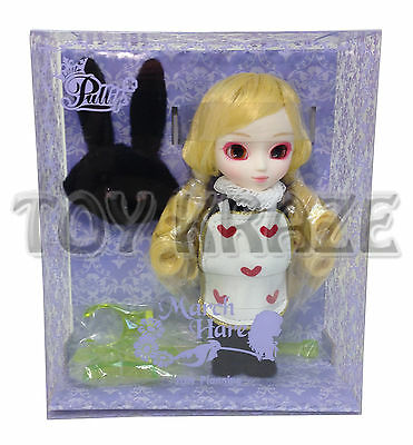 LITTLE PULLIP JUN PLANNING MARCH HARE F-843 MINI BABY ABS DOLL GROOVE INC NEW