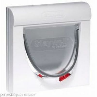 Staywell Petsafe magnetic cat flap / pet door 932 upvc door catflap