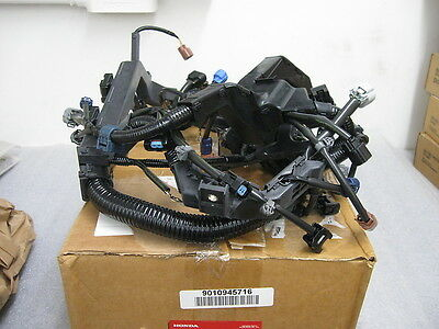 NEW HONDA WIRE HARNESS (ENGINE ) P/N 32110-RJE-A52