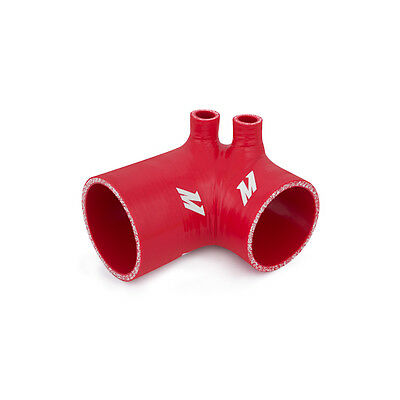Mishimoto Silicone Intake Air Box Hose - fits BMW E36 325i - Red