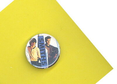 Morrissey the Smiths 1988-89 pinback button badge ww S