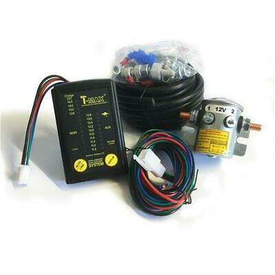 BA2685 Dual Battery Split Charge System T-MAX