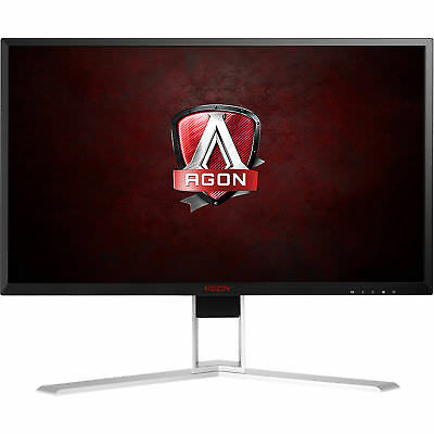 "AOC AGON AG271QG 27"" LED LCD Gaming Monitor QHD HDMI DP G-Sync 165Hz Speaker IPS"