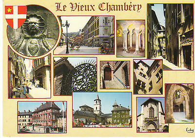 Cpsm Le Vieux Chambery