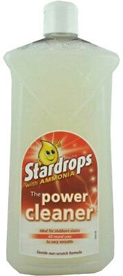 Stardrops With Ammonia The Power Cleaner 750ml All Round Cleaning
