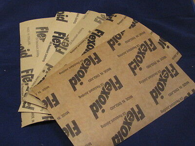 Genuine Flexoid Paper 1.5Mmthk X 5 Sheets A4 ,oil And Water Resistant