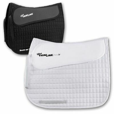 Back on Track Contender II Thinline Saddle Pad - All Purpose or Dressage