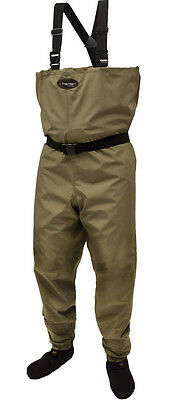 ****FREE SHIPPING****Frogg Toggs Canyon™ Breathable Stockingfoot Chest Wader