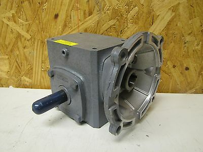 Boston Gear Speed Reducer Gearbox 700 Series F7155B7G 5:1 Ratio 1.74 In Hp New