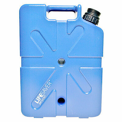 LIFESAVER jerrycan 10,000UF Single Unit + Viral Water Purification