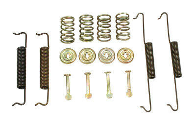 Air Cooled VW Super Beetle  Stainless Steel 11Pc Brake Line Kit 133698723S