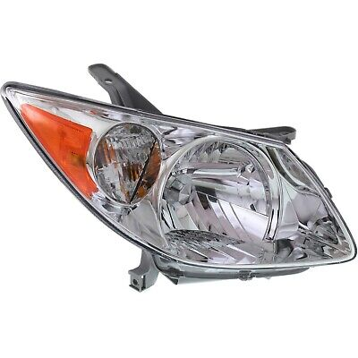 Headlight For 2005 2006 2007 2008 Pontiac Vibe Right With Bulb