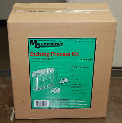 MG Chemicals 416-ES - Etching Process Kit