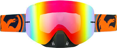 Dragon Alliance NFX Flair Goggles with Red Ionized Lens 2013 Orange