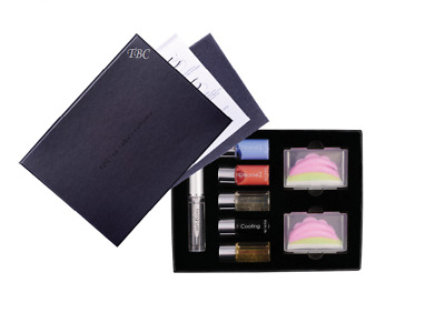 """""""Fall Into The Volume"""" Eyelash Perming Kit Include All Size Silicone Pad Coating"""