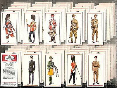 Carreras Black Cat-Full Set- Military Uniforms - Mint