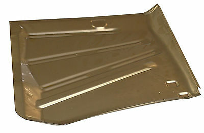 58 Chevy Floor Pan and Trunk Pan set 6 Pieces