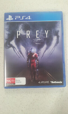 Prey Playstation 4 PS4 Game (NEW)