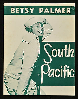 South Pacific Papermill Playhouse - Betsy Palmer