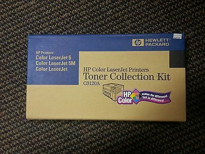 HP Color LaserJet C3120A Printer Toner Collection Kit
