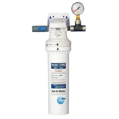 Ice-O-Matic - IFQ1 - Single Water Filter Assembly Ice Machine Maker