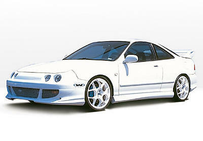 Wings West 1994-1997 Acura Integra 4Dr Bigmouth 4Pc Complete Kit