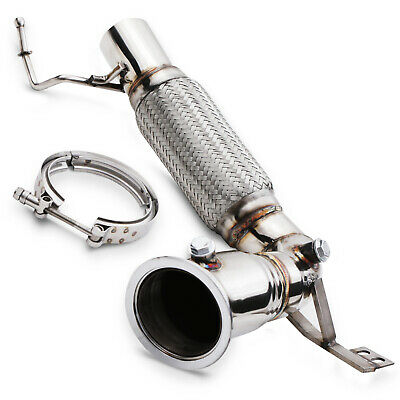 Direnza Stainless Exhaust Flexi Decat De Cat Pipe Bmw Mini Cooper S F56 2.0T 14+