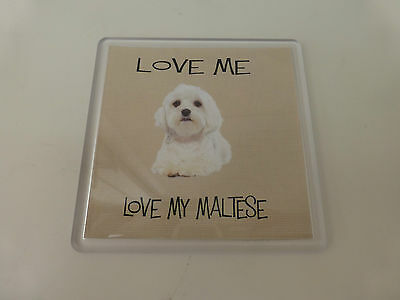 Maltese Gifts - Keyring, Mousemat, Coaster, Magnets