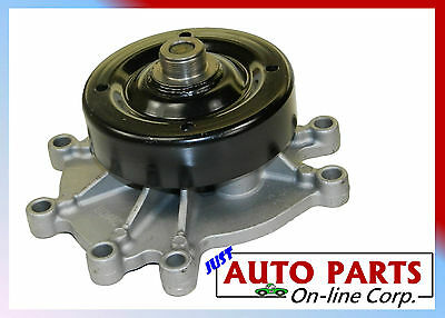 New Water Pump V8 4.7L V6 3.7L Dodge Ram 1500 02-10 Dakota Grand Cherokee 99-Up