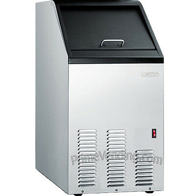 Stainless Steel Commercial Ice Maker - Built-In Undercounter / Portable Machine