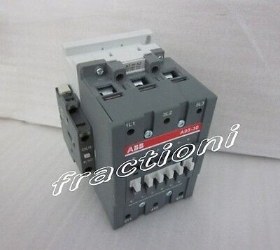 ABB Contactor A95-30-11 220VAC, New In Box, 1-Year Warranty !