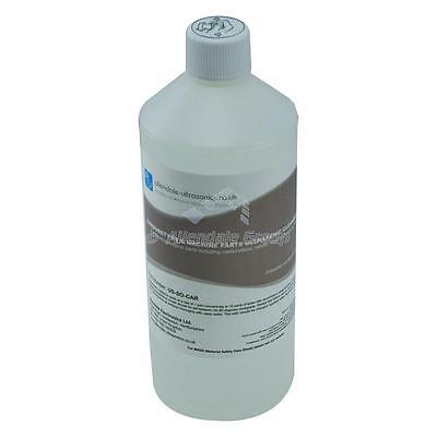 Carburettor & Machine Parts Ultrasonic Cleaning Fluid 1L Engine Cleaner Solution