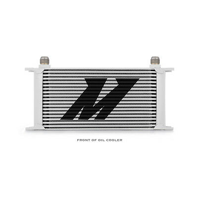 Mishimoto Universal 19 Row Oil Cooler - Silver