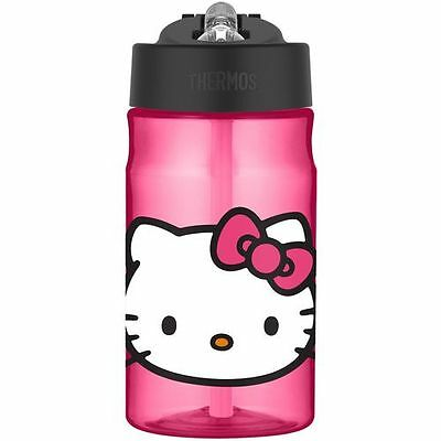 Thermos Tritan Hello Kitty 12-Ounce Hydration Water Bottle Kids BPA Free New