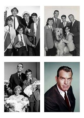 DON GRADY FRED MacMURRAY TINE COLE