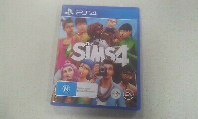 The Sims 4 PS4 Game (New and Sealed)