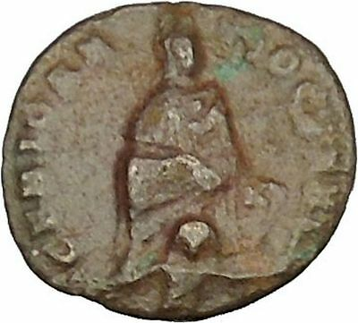 310AD Anonymous Ancient PAGAN Roman Coin GREAT PERSECUTION of CHRISTIANS i39933