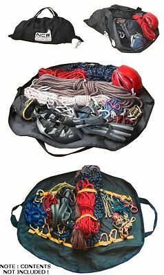 Useful bag 4 climbing gear kit & ropes etc. Carry lots kit clean dry easy access