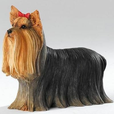 Country Artists-Yorkie-Brand New-Dog Figurine- Ca06252