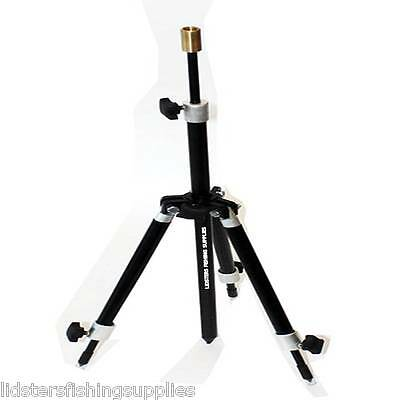 1 x New Carp Coarse Fishing Mini Tripod Rod Rest Fully Adjustable