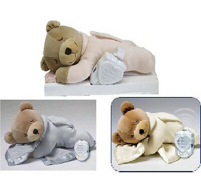 Prince Lionheart Slumber Bear Original Womb Sounds/Heartbeat Infant Soother